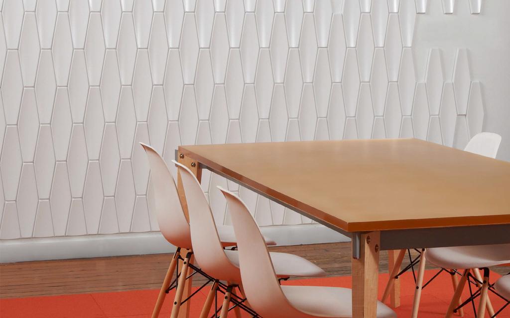Revestimientos Interiores 3form - Profile