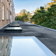 Flat roof windows Type F