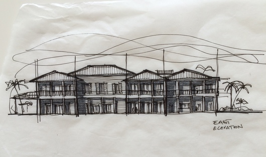 Itz'ana Resort & Residences | Sketch