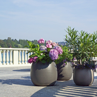 Fiber Cement Garden Planters