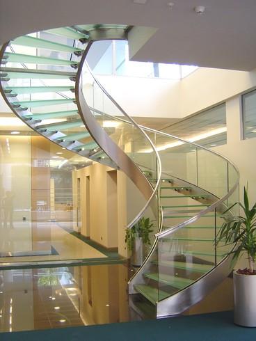 Pisos de vidrio - Glasstech