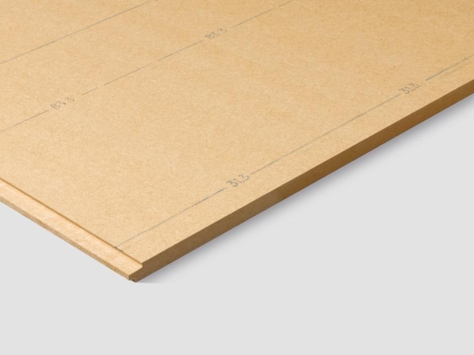 Gallery of DHF Medium-density Wood Fibreboard - 10