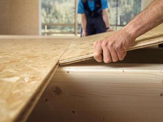 Onwijs Multi-layer Board - OSB 4 TOP from EGGER WD-16