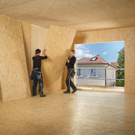 Timber Construction Board – OSB 4 TOP