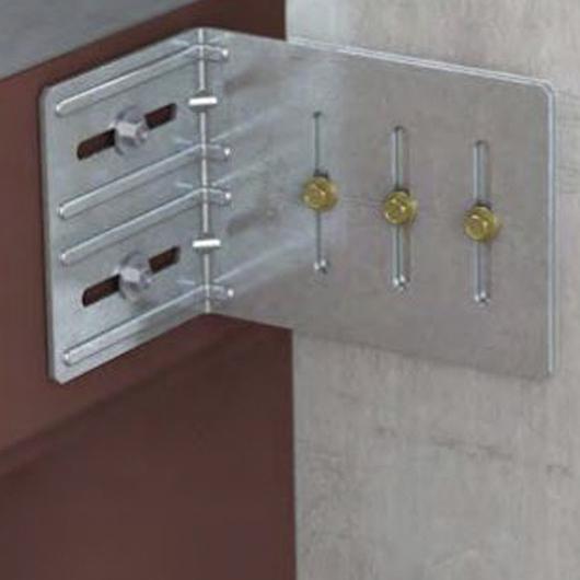 Conectores para Muro Cortina
