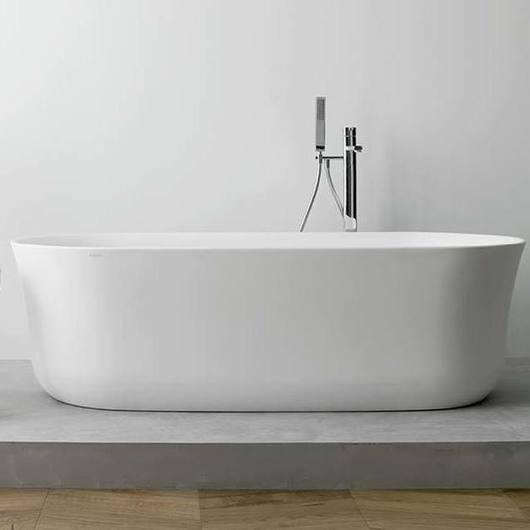 Lavamanos, Platos de Ducha y Elementos Decorativos con KRION® Termocurvado / Porcelanosa Grupo