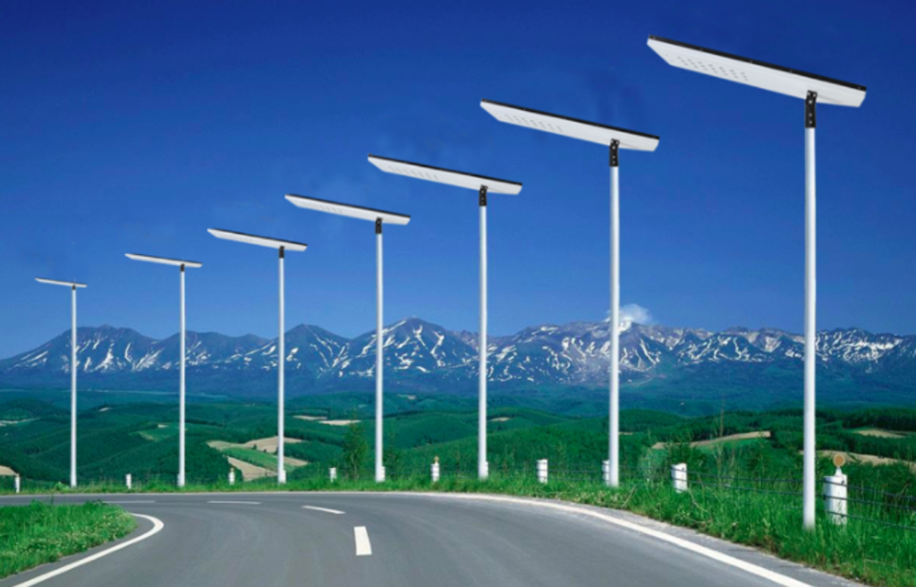 Luminaria Solar Integrada Generación 2018
