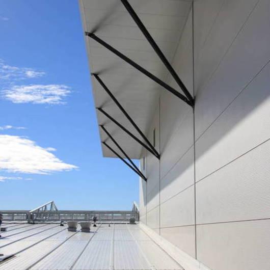 Paneles para Muro KS Micro-Rib