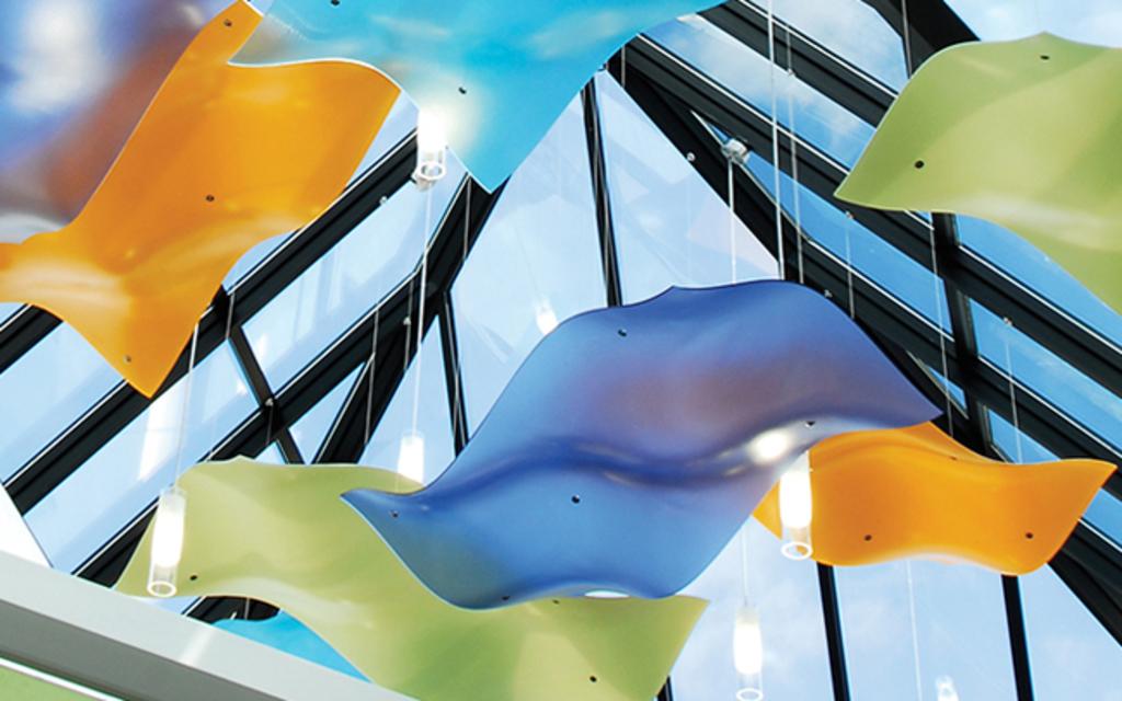 Revestimientos Interiores 3form - Shapes
