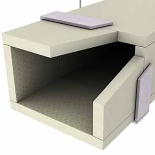 Protección contra incendios para Ductos de Ventilación - Promat