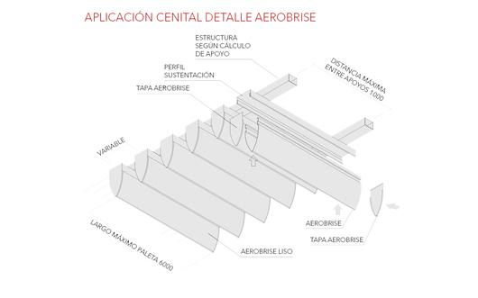 Instalación Cortasol Aerobrise I Hunter Douglas