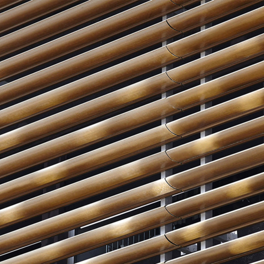Cortasoles Lineales - Aerobrise 100-200 / Hunter Douglas