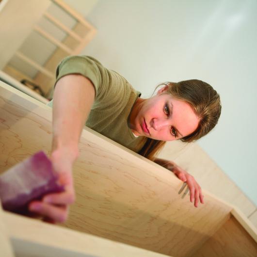 Abrasivos: Trabajo en Drywall y Madera / Norton Abrasivos