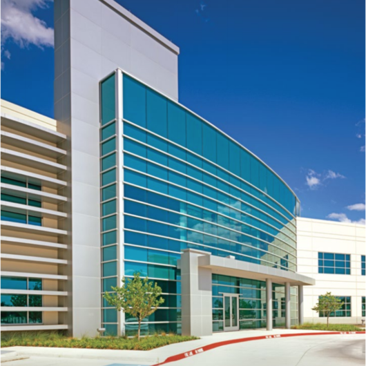 Vitro Products in Transwestern Gateway Corporate Center