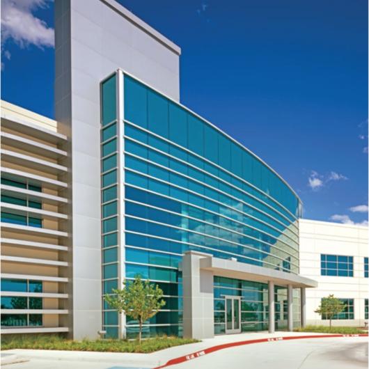 Vitro Products in Transwestern Gateway Corporate Center / Vitro®