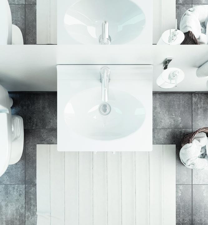 Lavamanos - Colección Quadratto