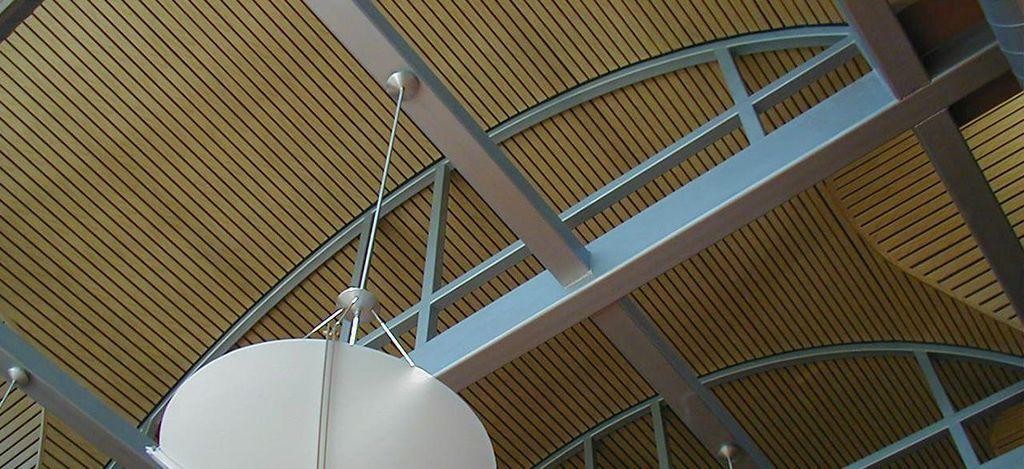 Metal Ceilings 84r 84g Linear