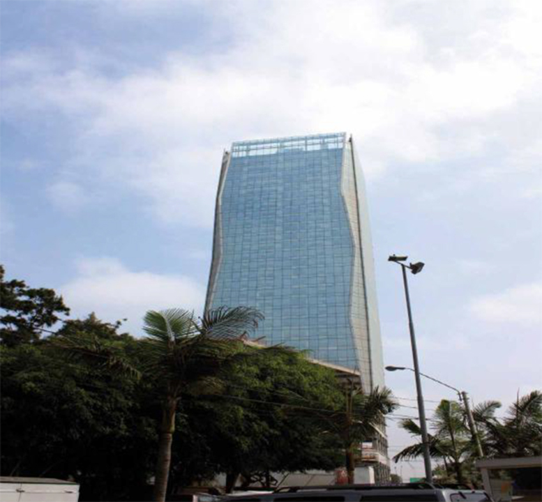 Selladores Sika en el Hotel Westin de Lima