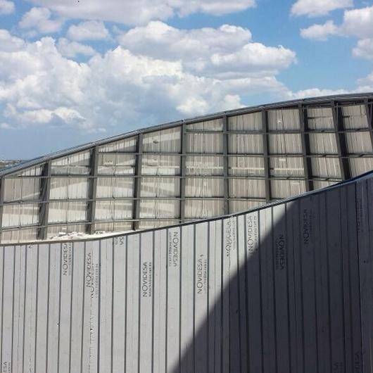 Panel aislante para fachadas IKOS