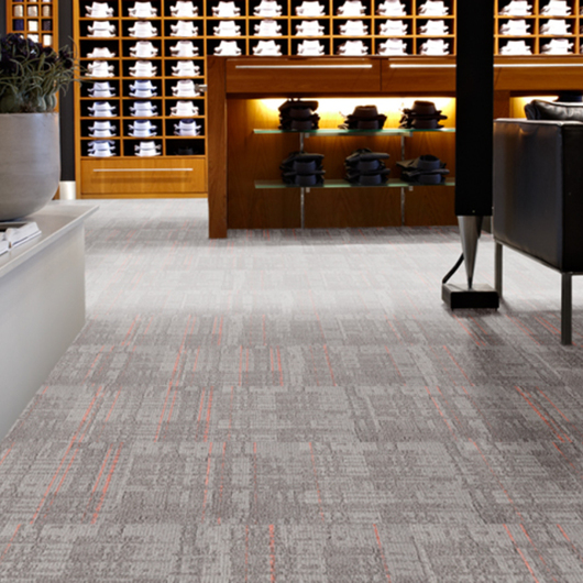 Pisos - Alfombras Stitch / Hunter Douglas