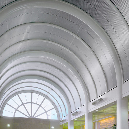 Ceiling Panels - Standard Perforations