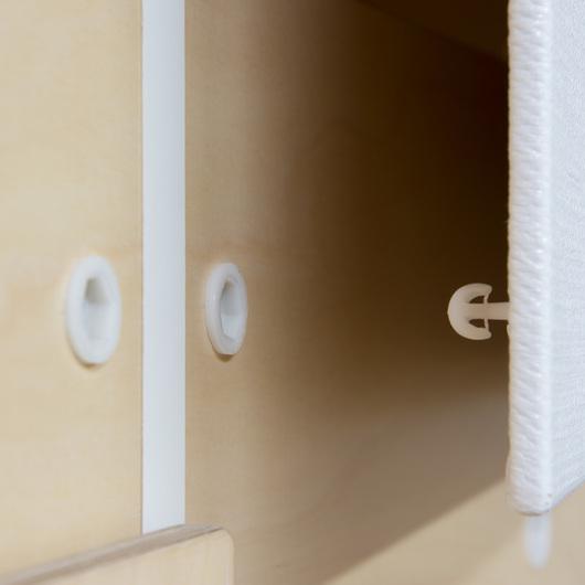 Hidden Panel Fastener - Standard Range / Fastmount®