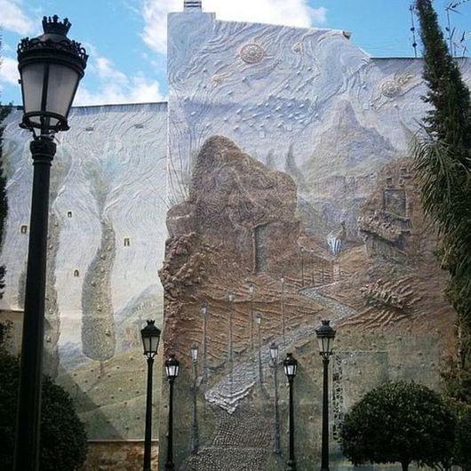 Pinturas para Hormigón - KEIM Artitextura / Nuprotec