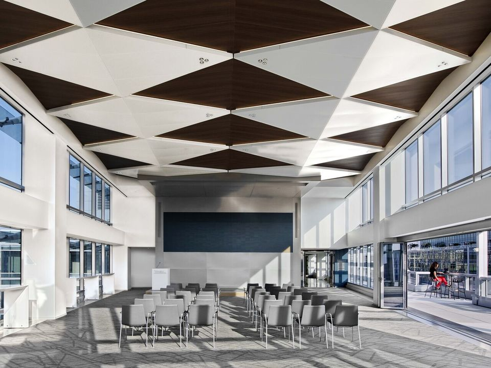 Ceiling System - Illusions™ – Modular Shapes