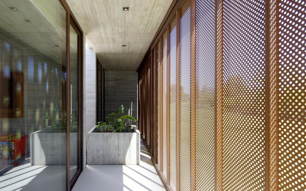 Control Solar - Perforaciones
