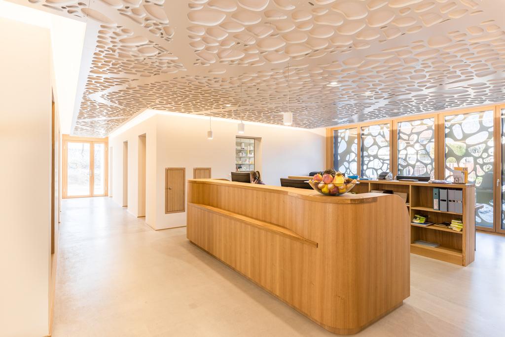 Room Acoustics - Interior Cladding Panels