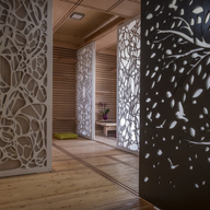 Room Dividers - Partition Wall MDF