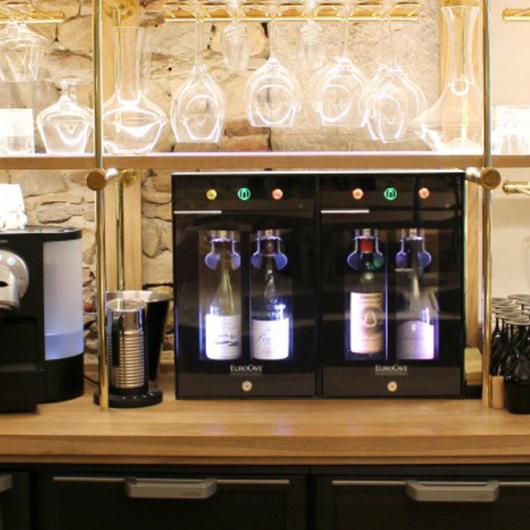 Wine Bar 2.0 / EuroCave
