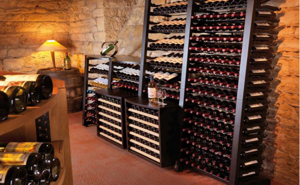 Wine Cellar - Modulosteel