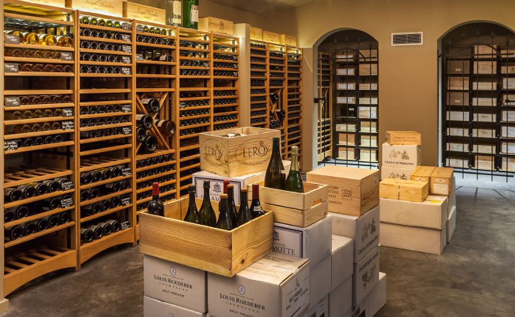 Wine Cellar - Modulothèque