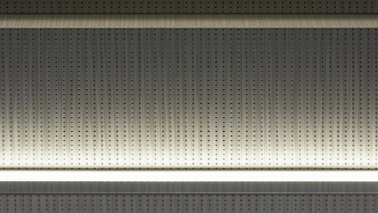 Perforated Ceiling System