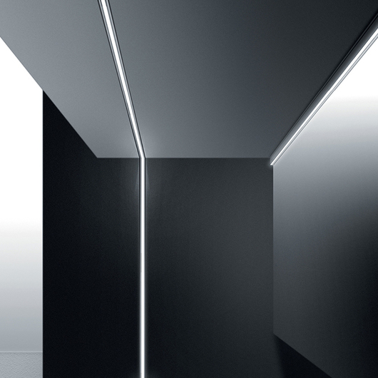 Wall Recessed - Continuous Rod / SIMES