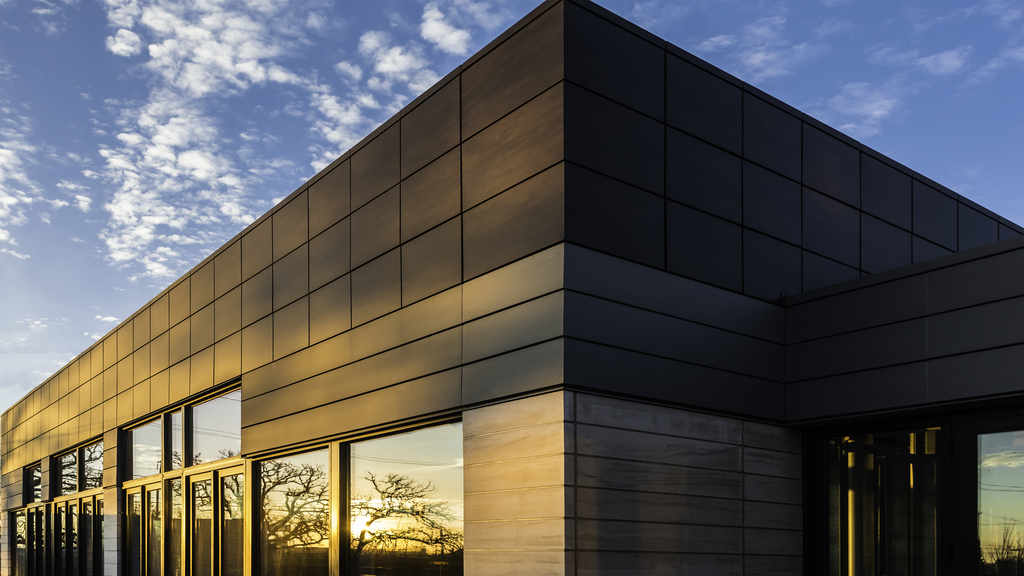 Metal Cladding – Signature Series from Pure + FreeForm
