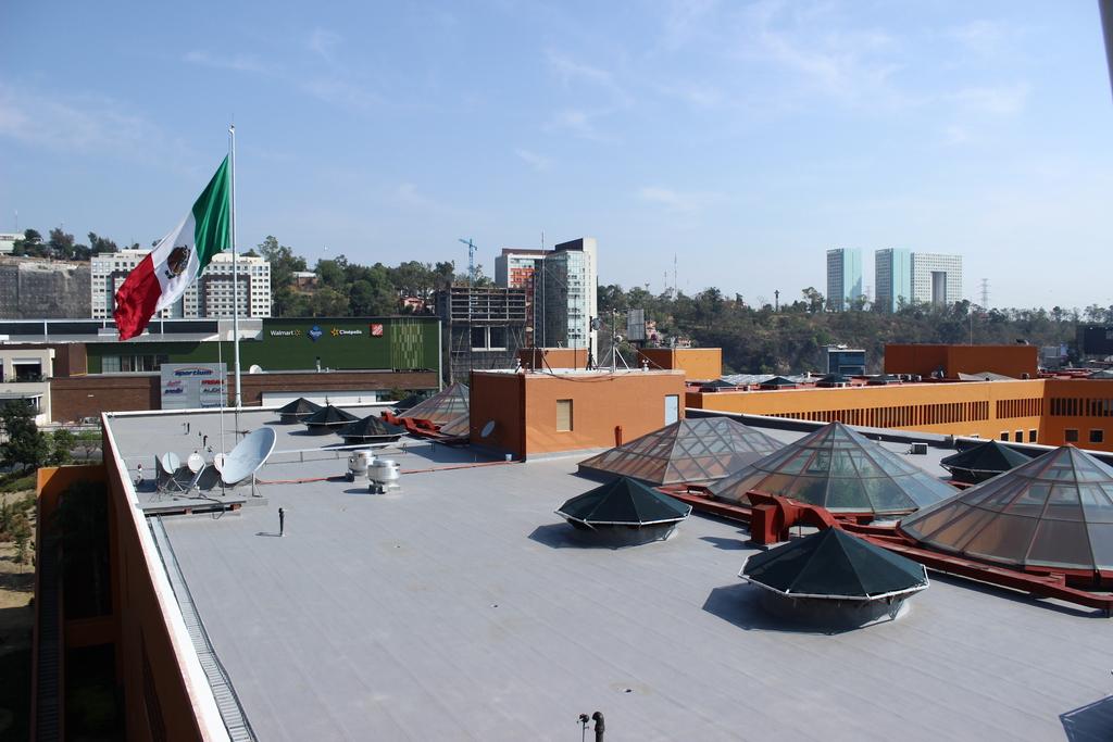 Impregnante a3p Imperllanta en Edificio Televisa