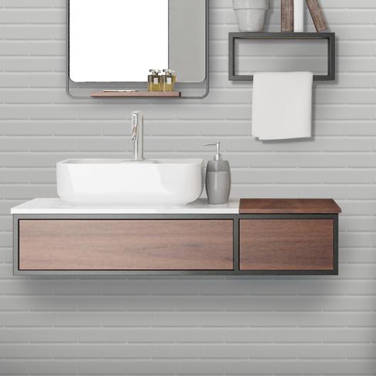 Mueble de baño Limit / Wasser