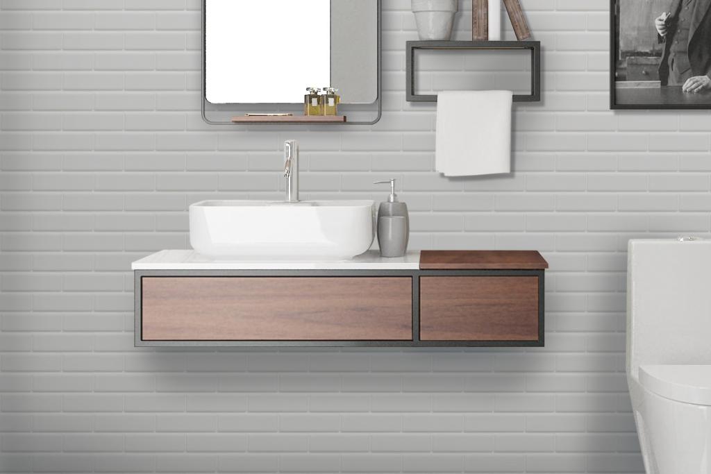 Mueble de baño Limit / Wasser de CHC