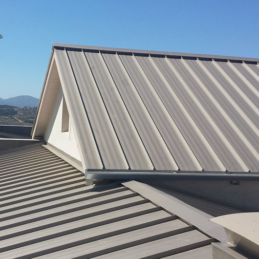 Metallic Roof System - Design Span® hp / AEP Span