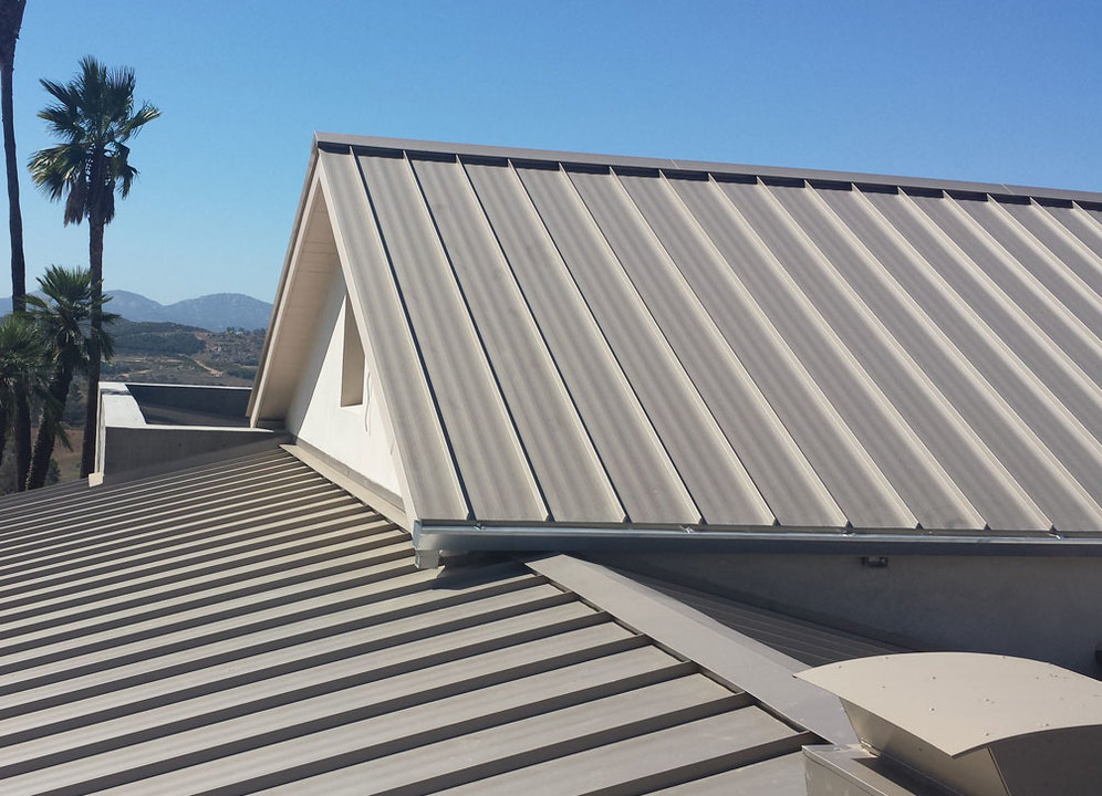Metallic Roof System - Design Span® hp