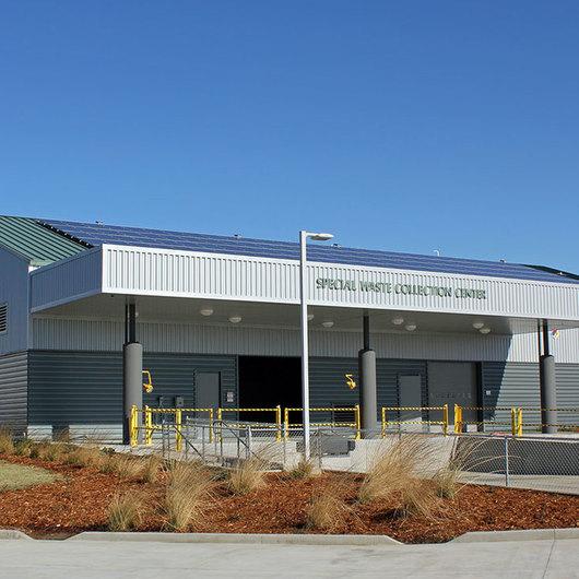 Metallic Roof System - SpanSeam™ / AEP Span