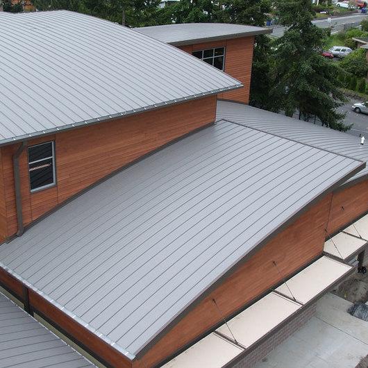 Metal Roof System - Select Seam: Wide & Narrow Batten / AEP Span