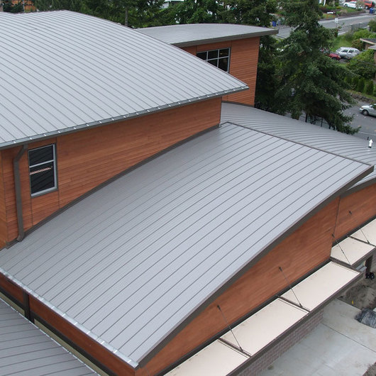 Metal Roof System - Select Seam: Wide & Narrow Batten / AEP Span