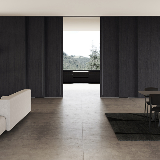 Linvisibile Marea - Altopiano  Sliding Door System