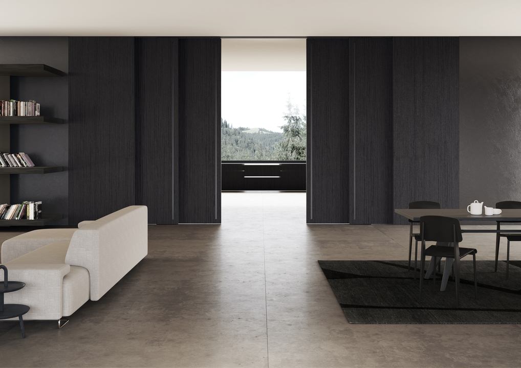 Linvisibile Altopiano  Sliding Door System | Marea