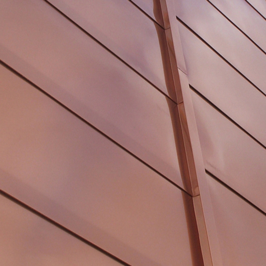 Copper Surface - Classic Coated / TECU®