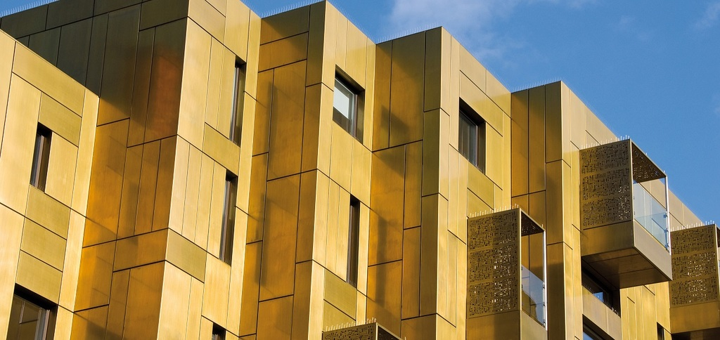 Copper Surface - Brass