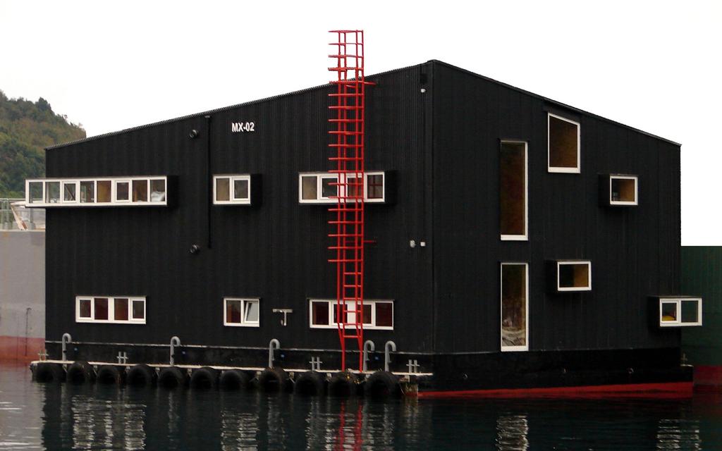 Fachadas y Cubiertas Industriales - Panel CD 450M